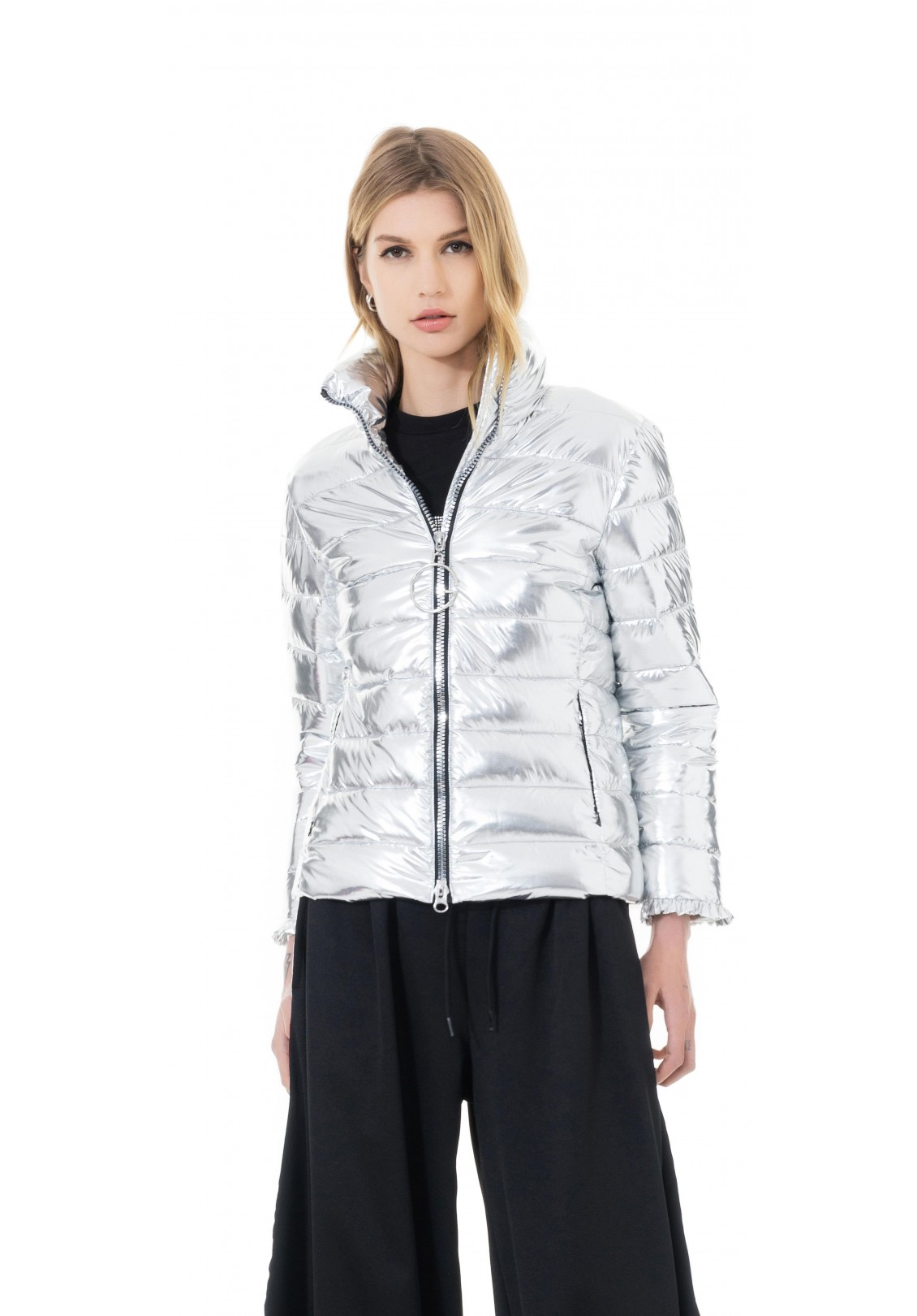 DOWN JACKET - GBD5117B - GAELLE PARIS