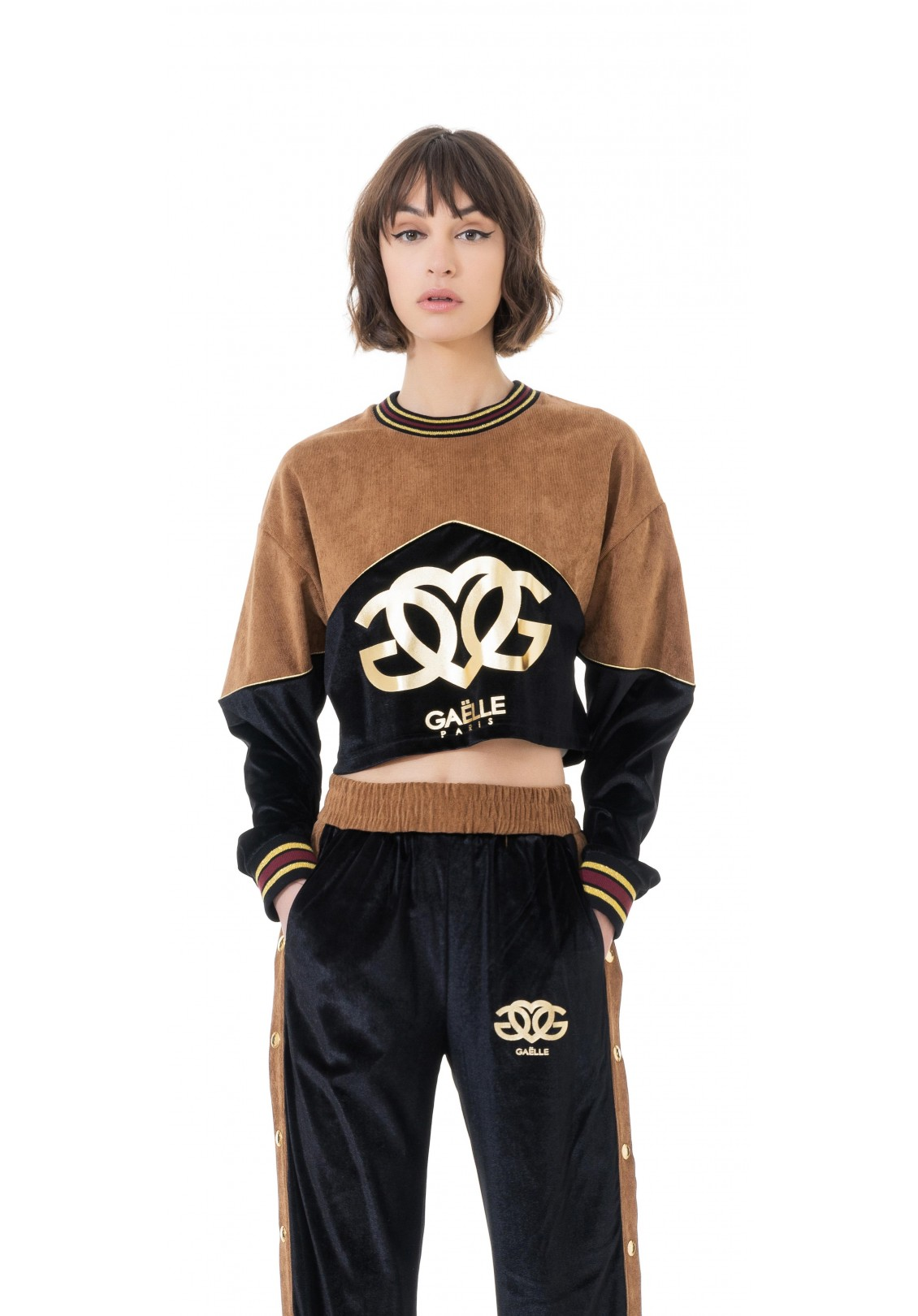 SWEATSHIRT - GBD4973 - GAELLE PARIS