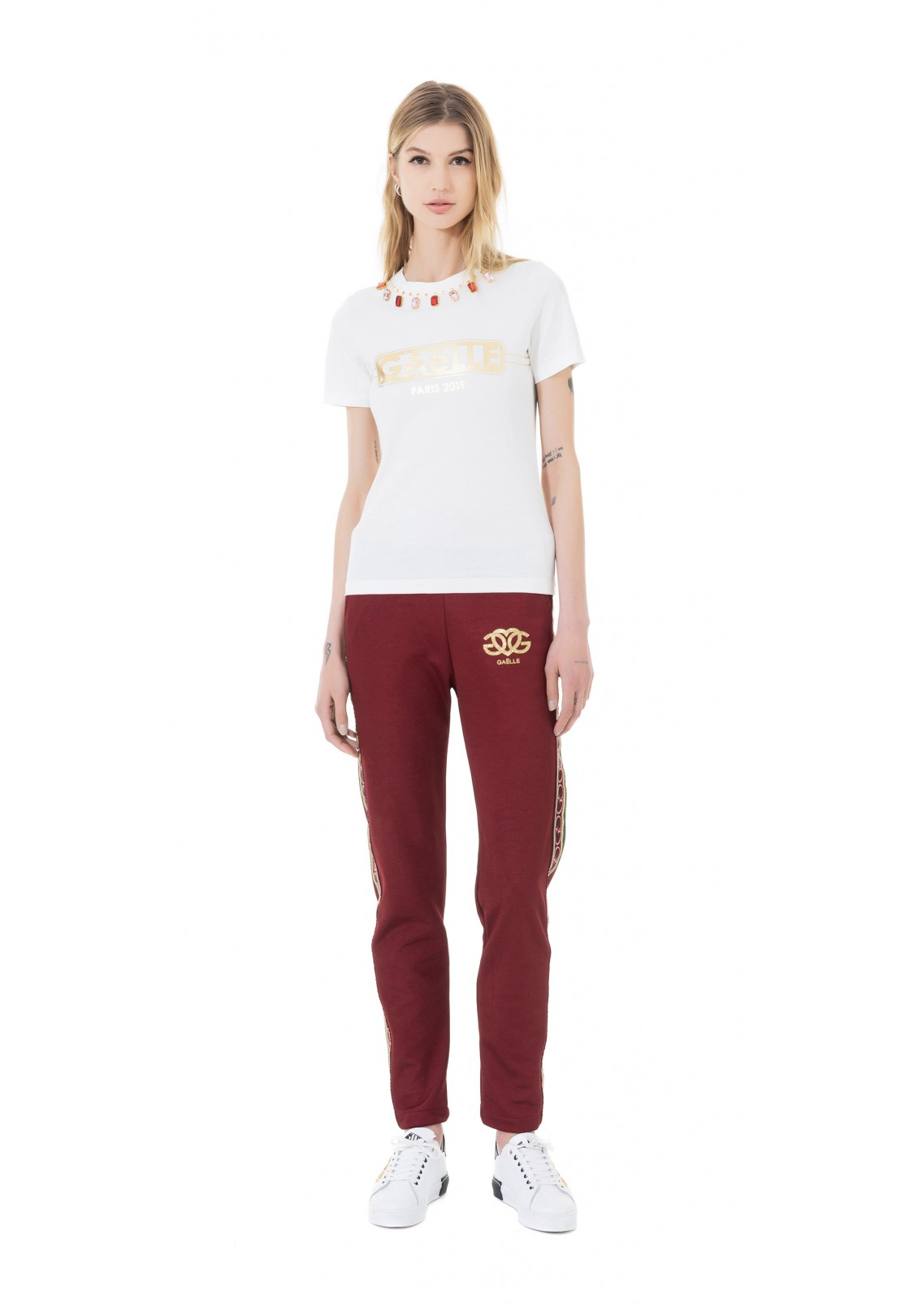 T-SHIRT - GBD4960 - GAELLE PARIS