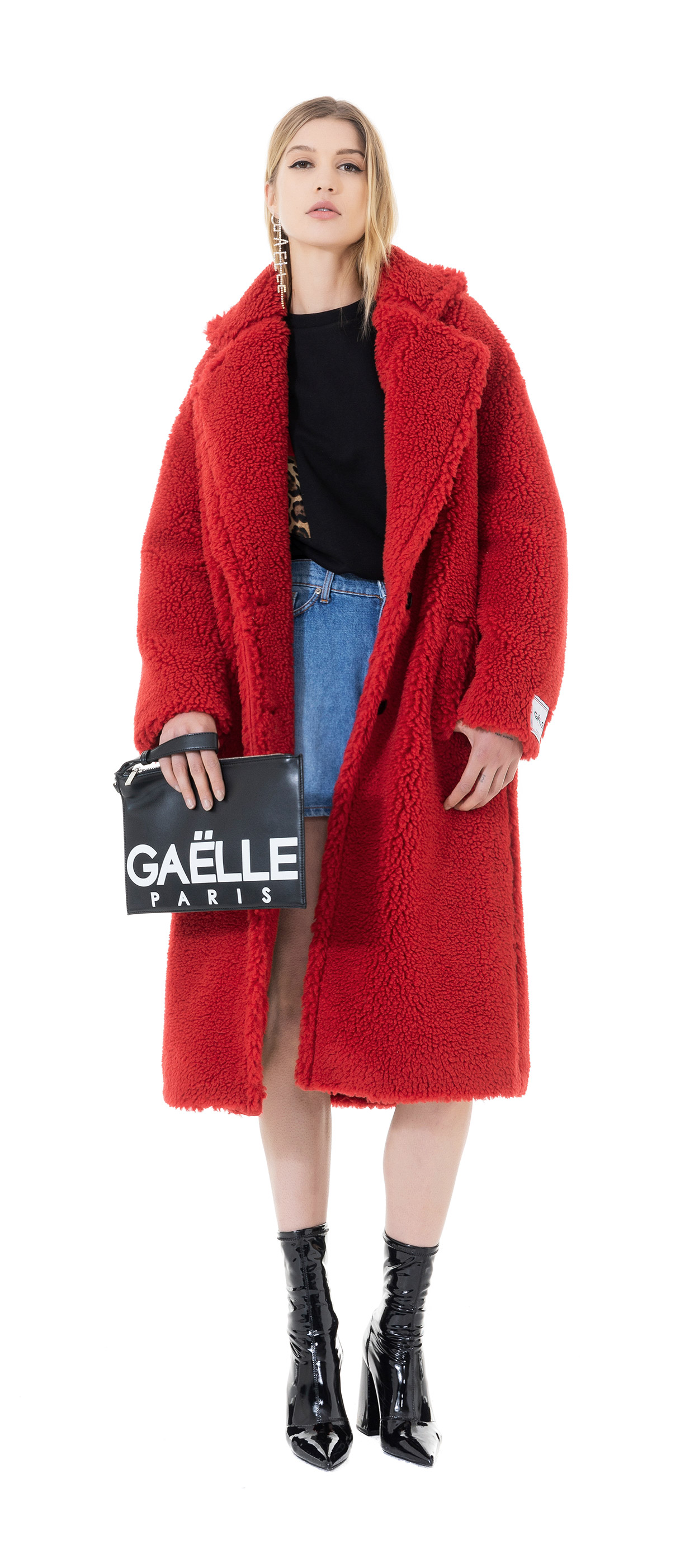 CAPPOTTO - GBD4940 - GAELLE PARIS