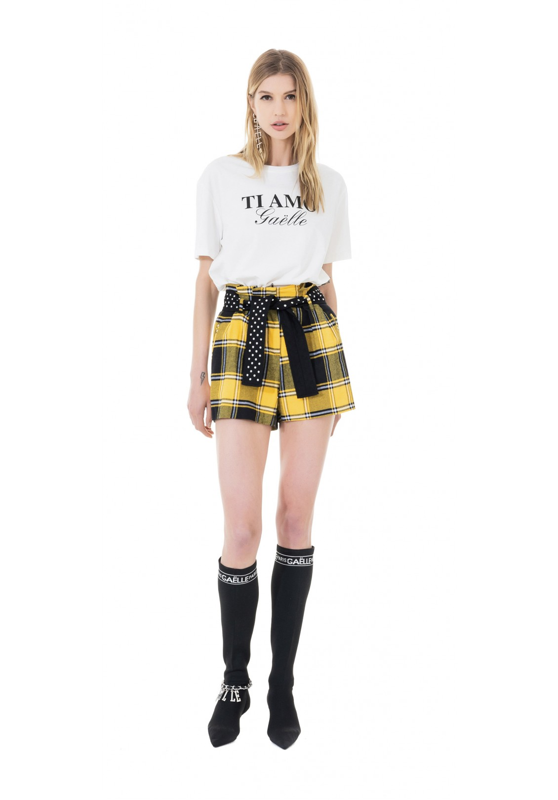 SHORTS - GBD5392 - GAELLE PARIS