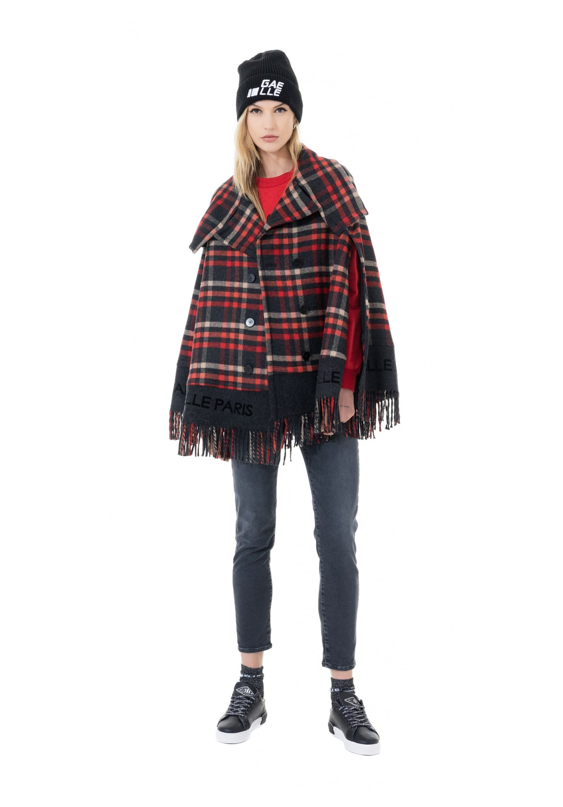 COAT - GBD5465 - GAELLE PARIS
