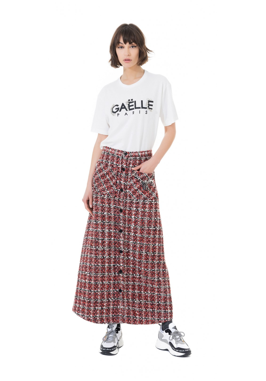 SKIRT - GBD5411 - GAELLE PARIS