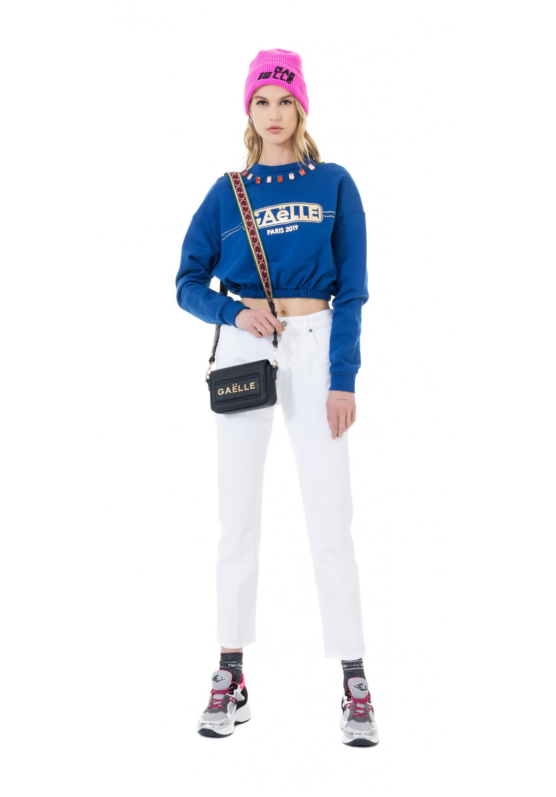 SWEATSHIRT - GBD4962 - GAELLE PARIS