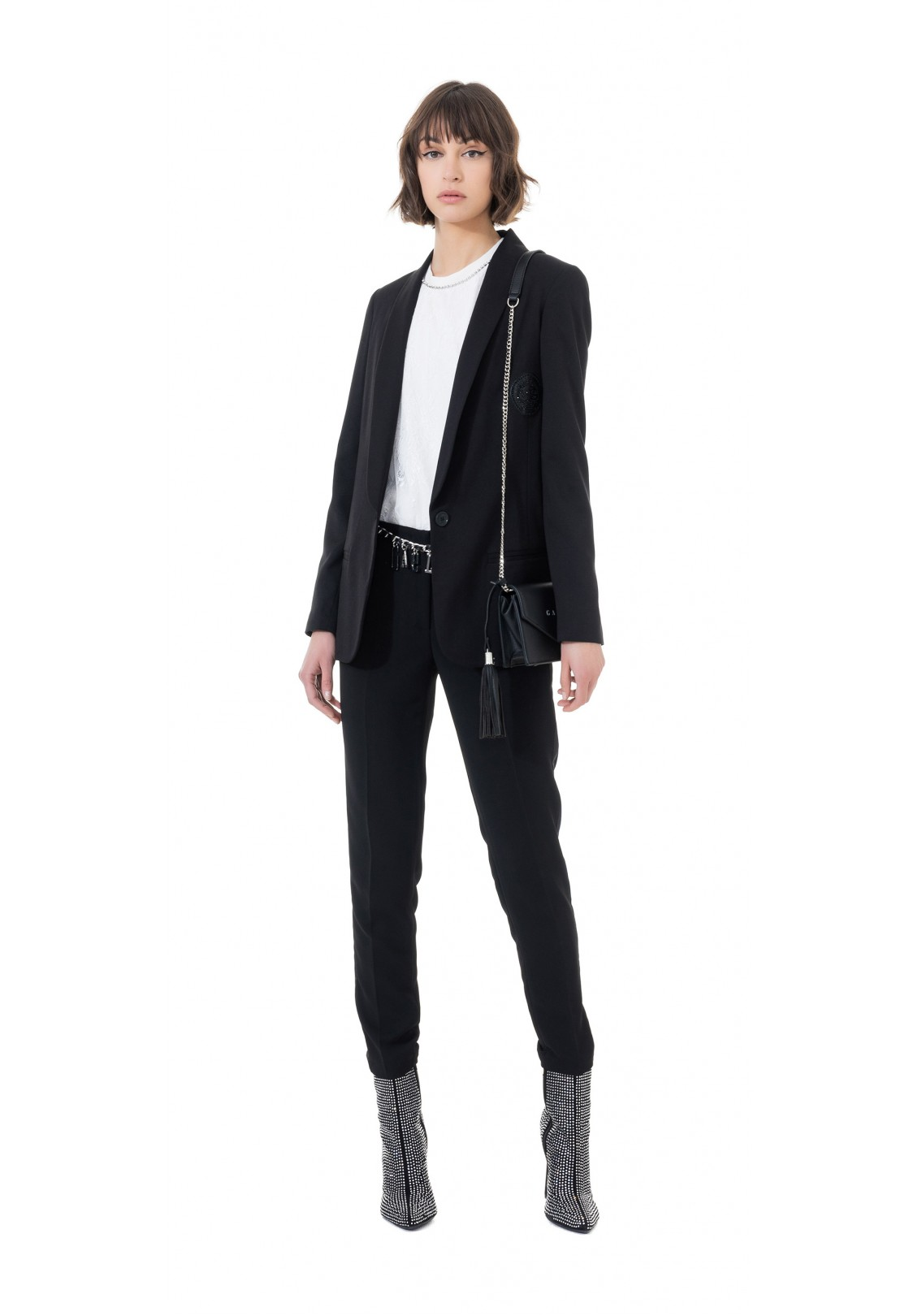 TROUSER - GBD5422 - GAELLE PARIS