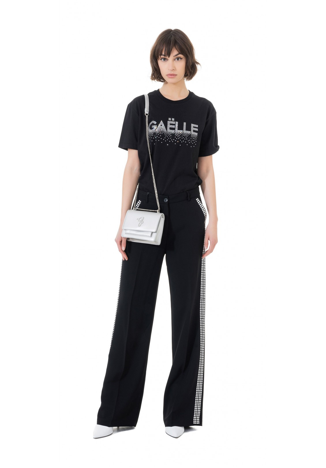 TROUSER - GBD5421 - GAELLE PARIS