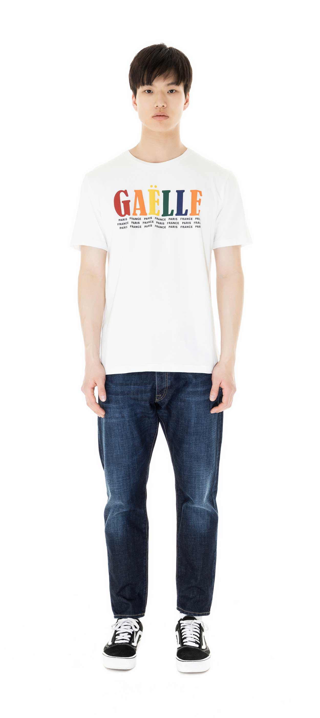 T-SHIRT - GBU2371 - GAELLE PARIS