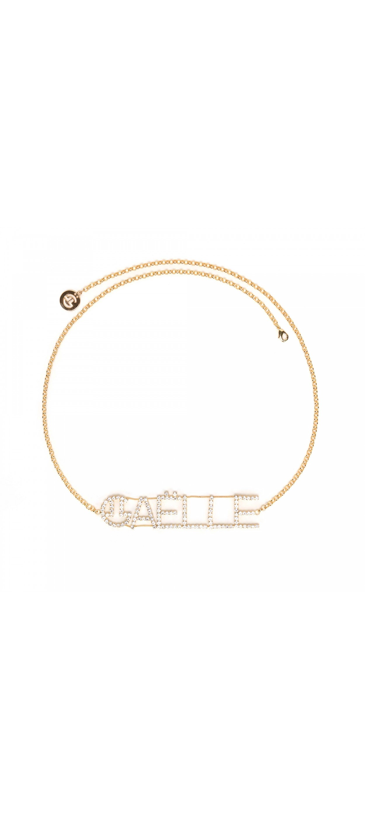 BELT - GBDA2119 - GAELLE PARIS