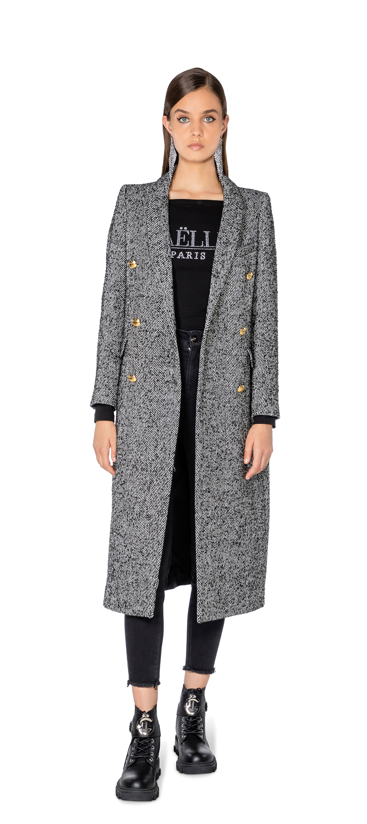 COAT - GBD7328 - GAELLE PARIS