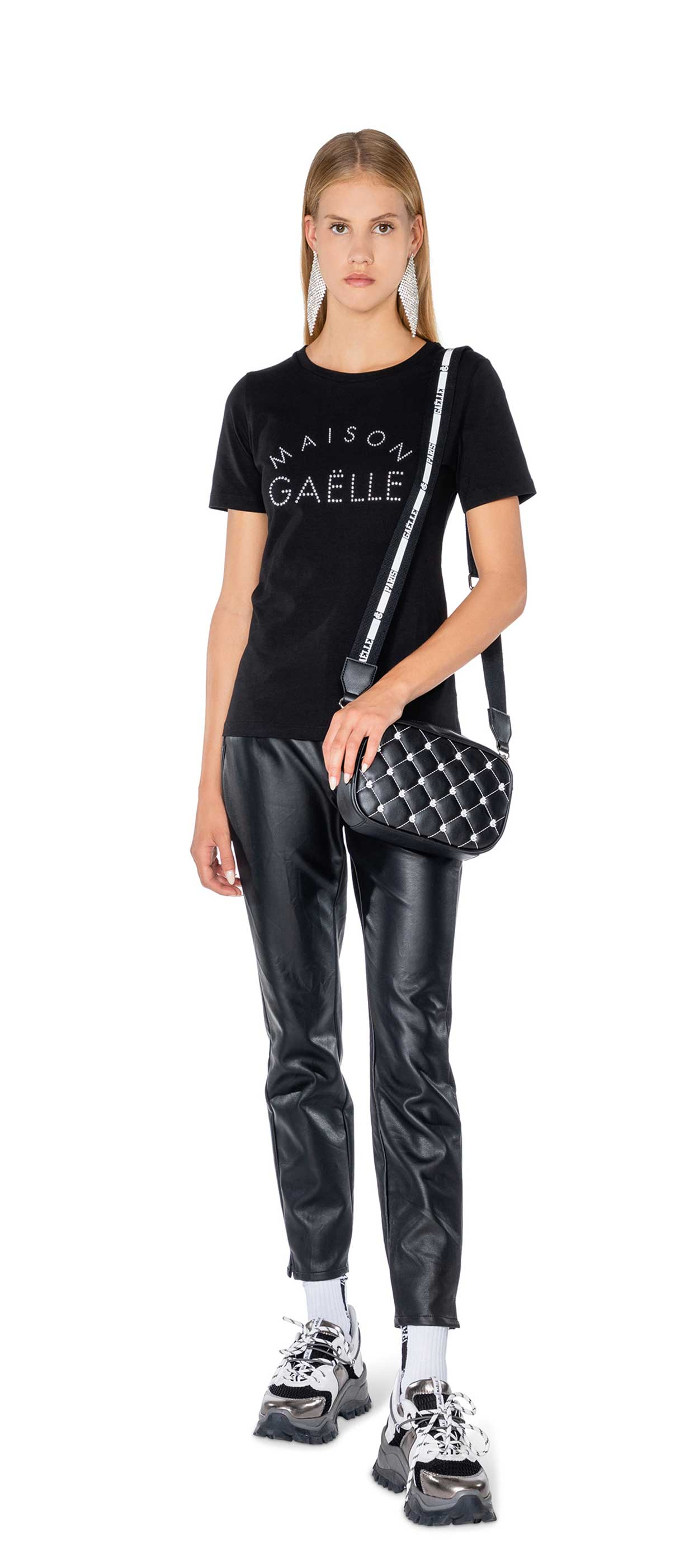 T-SHIRT - GBD7109 - GAELLE PARIS