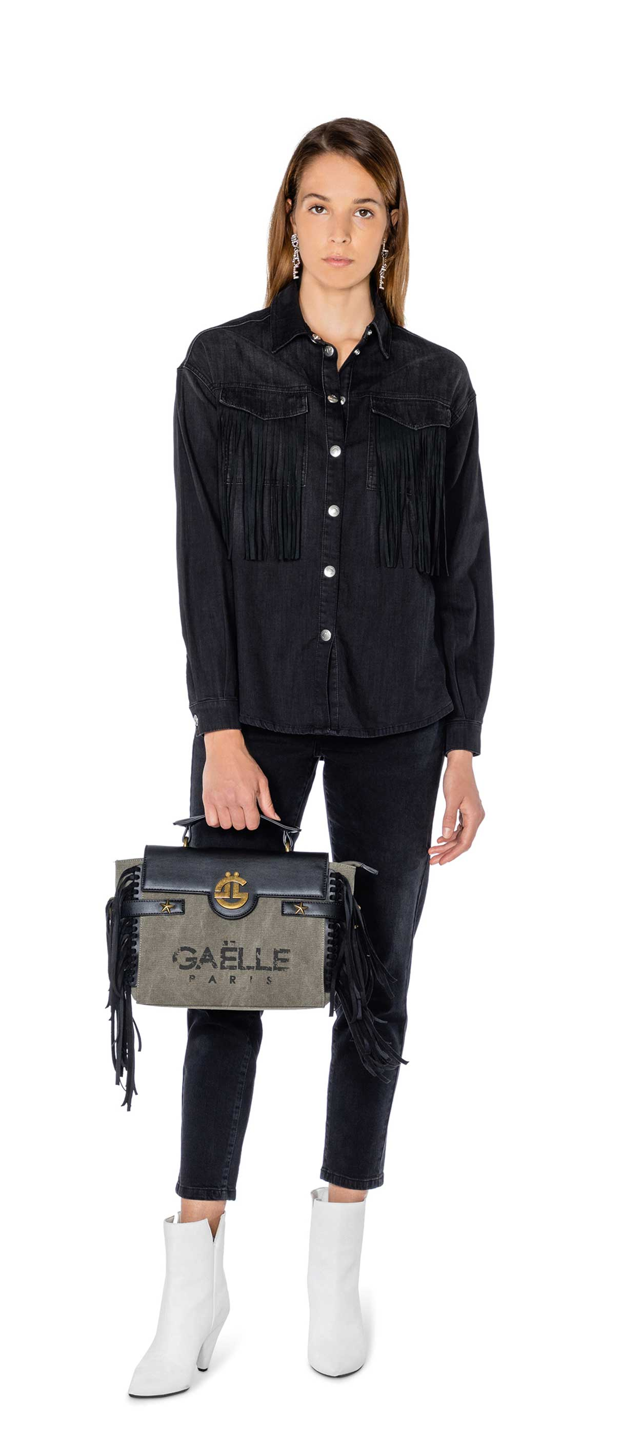 SHIRT - GBD7380 - GAELLE PARIS