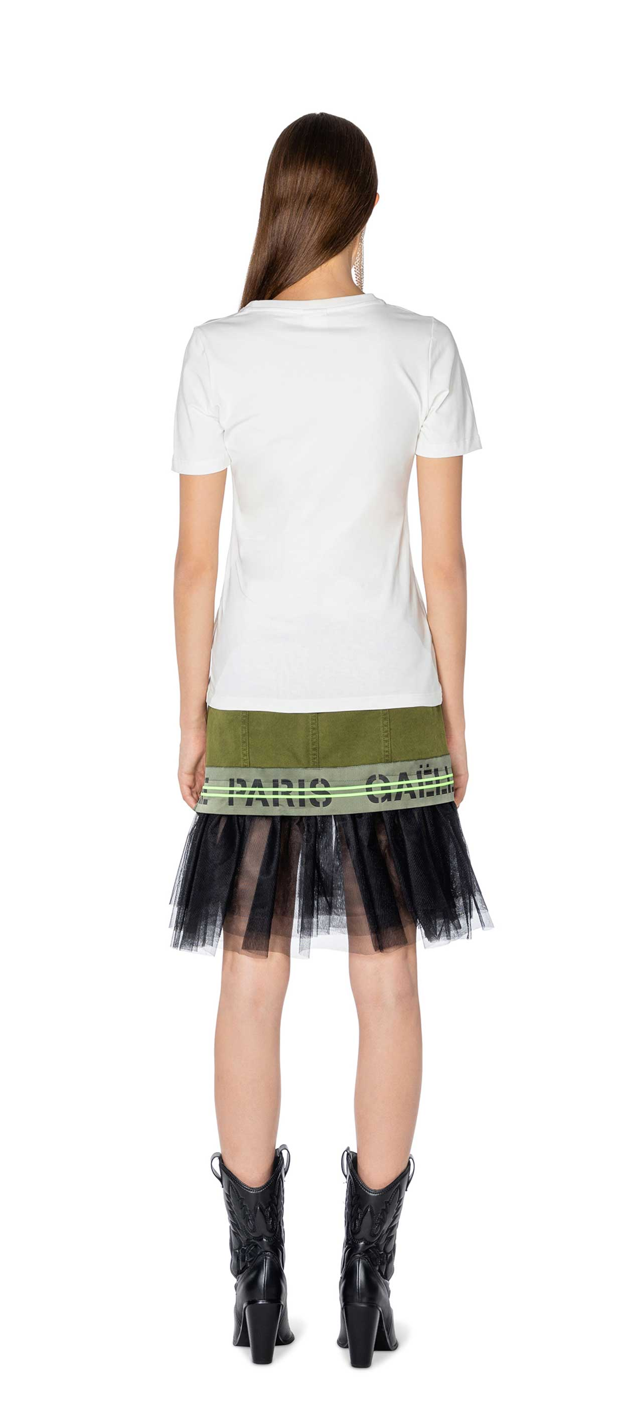 T-SHIRT - GBD7112 - GAELLE PARIS