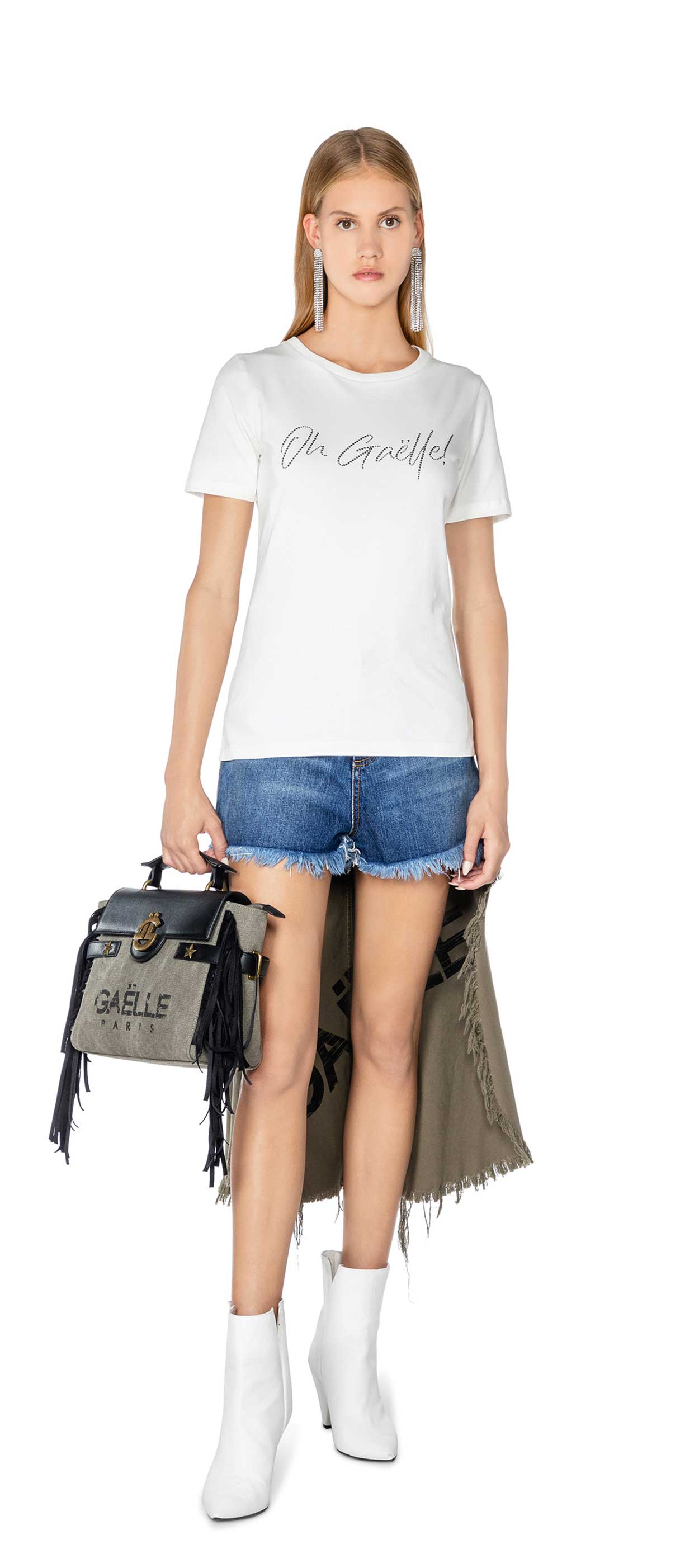 T-SHIRT - GBD7084 - GAELLE PARIS