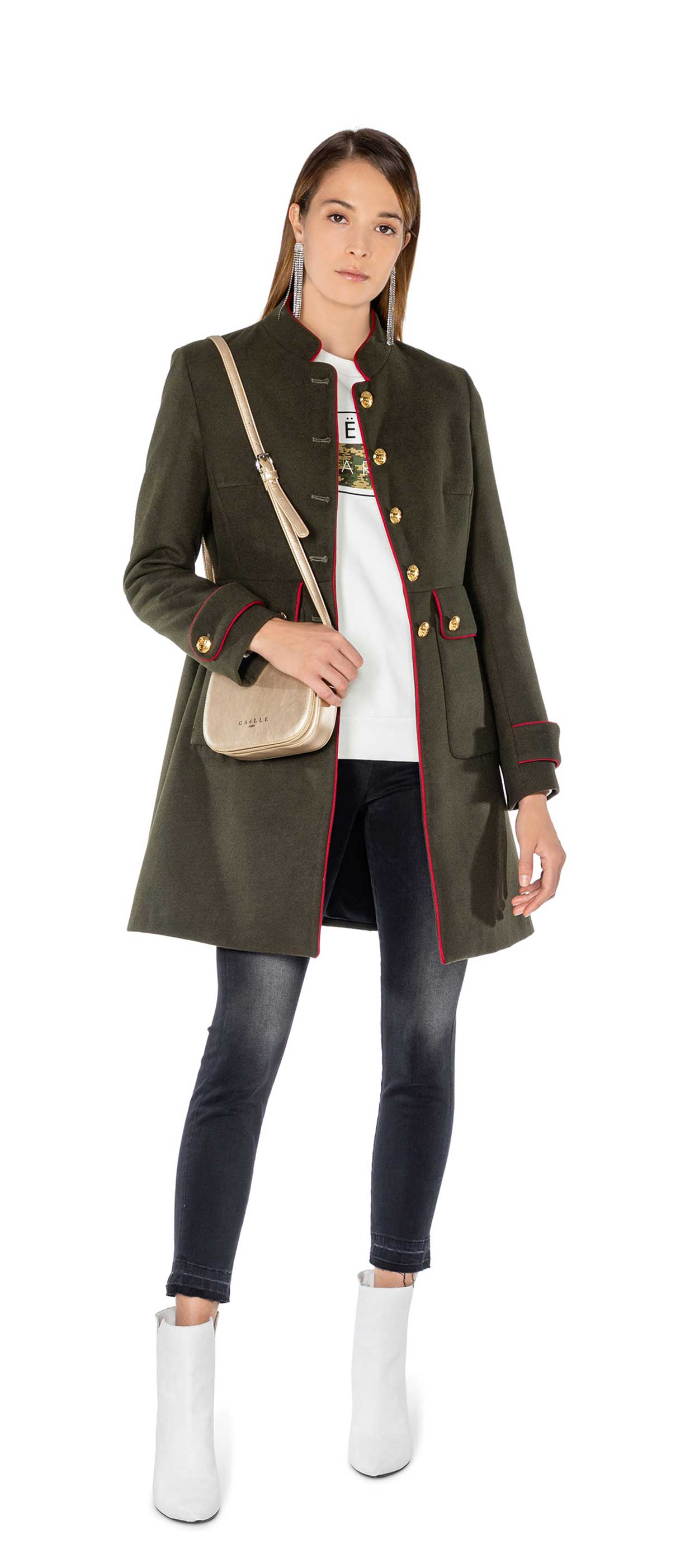 COAT - GBD7321 - GAELLE PARIS