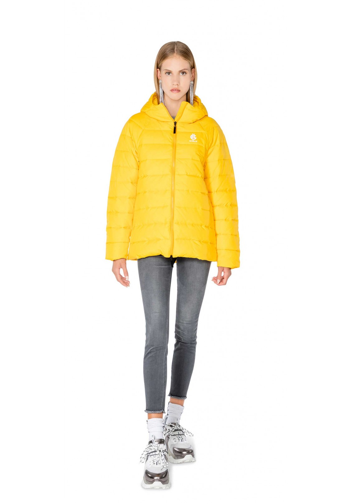 DOWN JACKET - GBD7210 - GAELLE PARIS