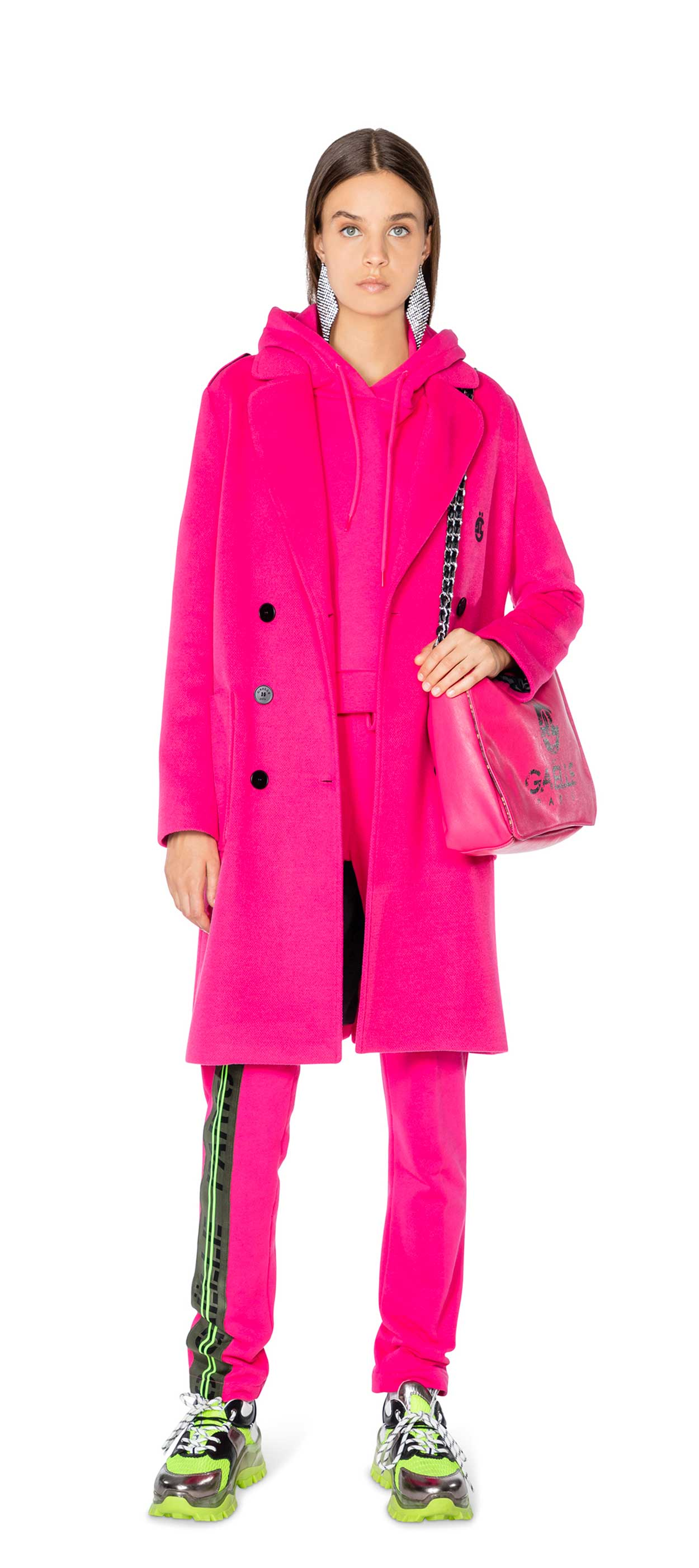 COAT - GBD7031 - GAELLE PARIS