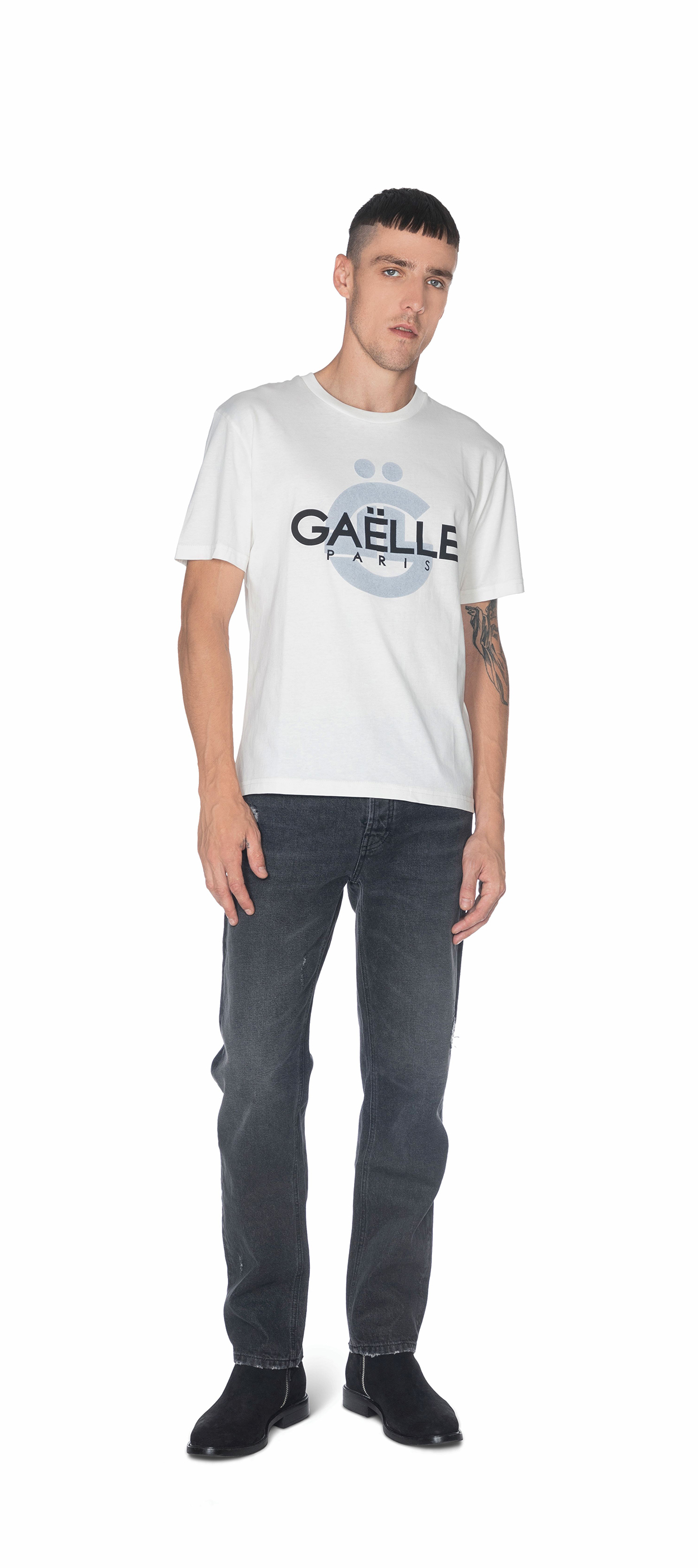 T-SHIRT - GBU3010 - GAELLE PARIS