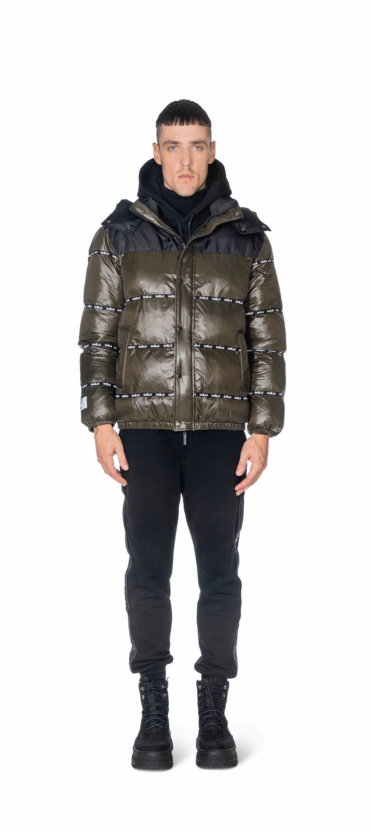 DOWN JACKET - GBU2905/1 - GAELLE PARIS