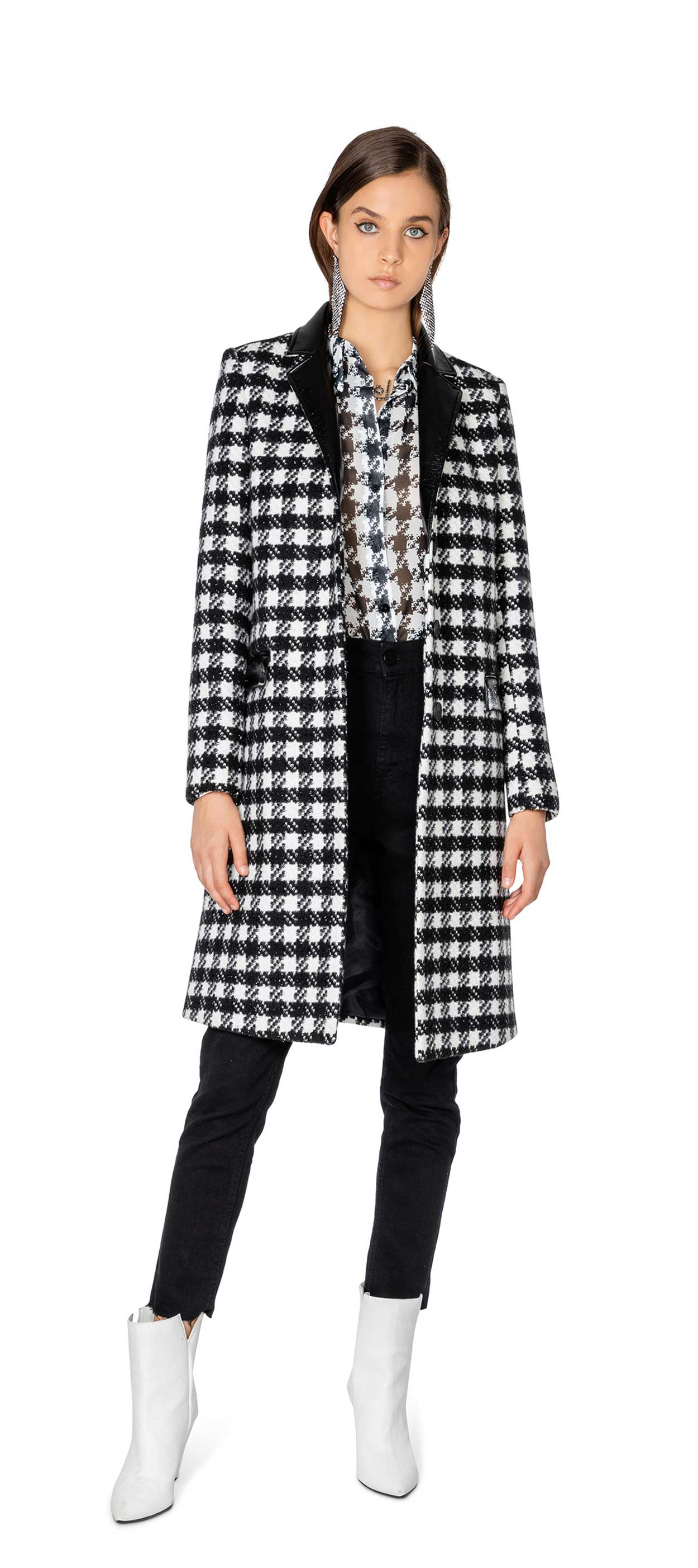 COAT - GBD8074 - GAELLE PARIS