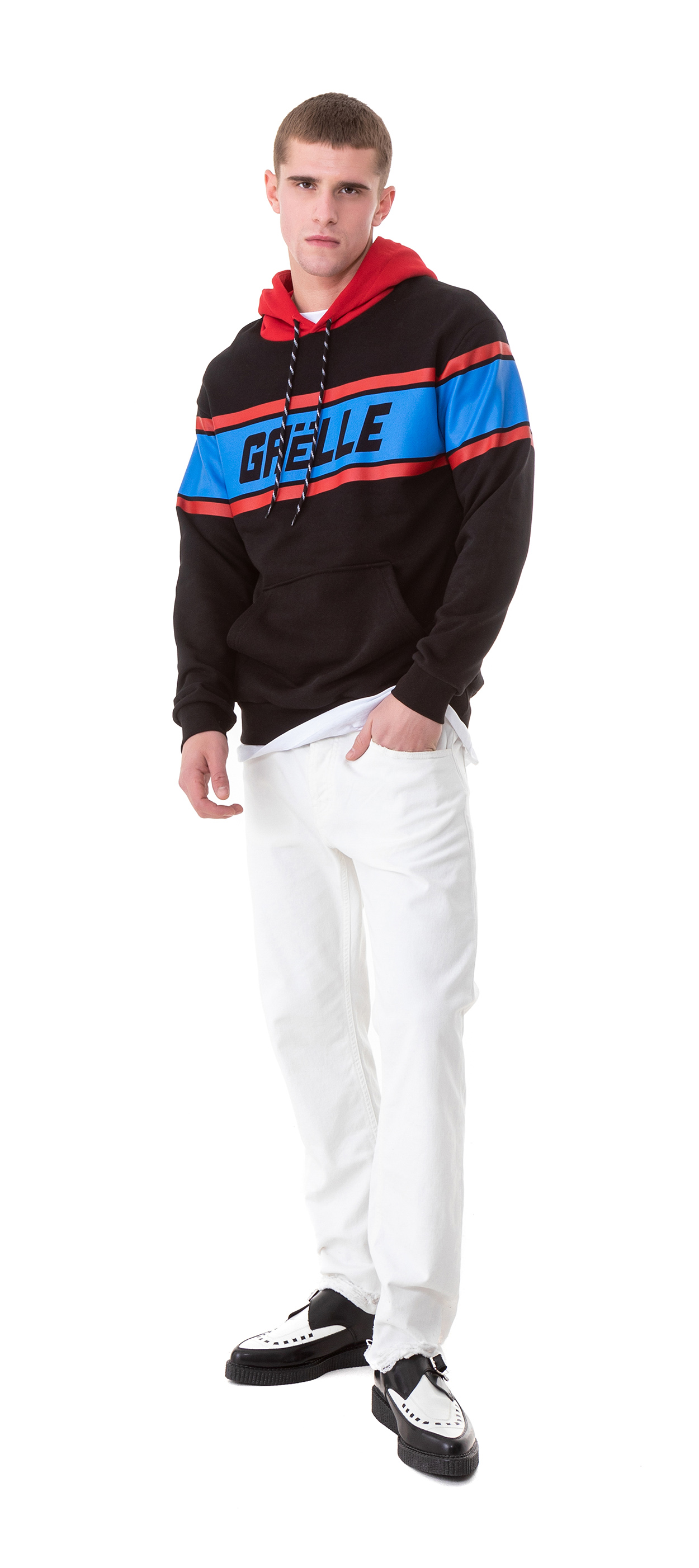 SWEATSHIRT - GBU2634 - GAELLE PARIS