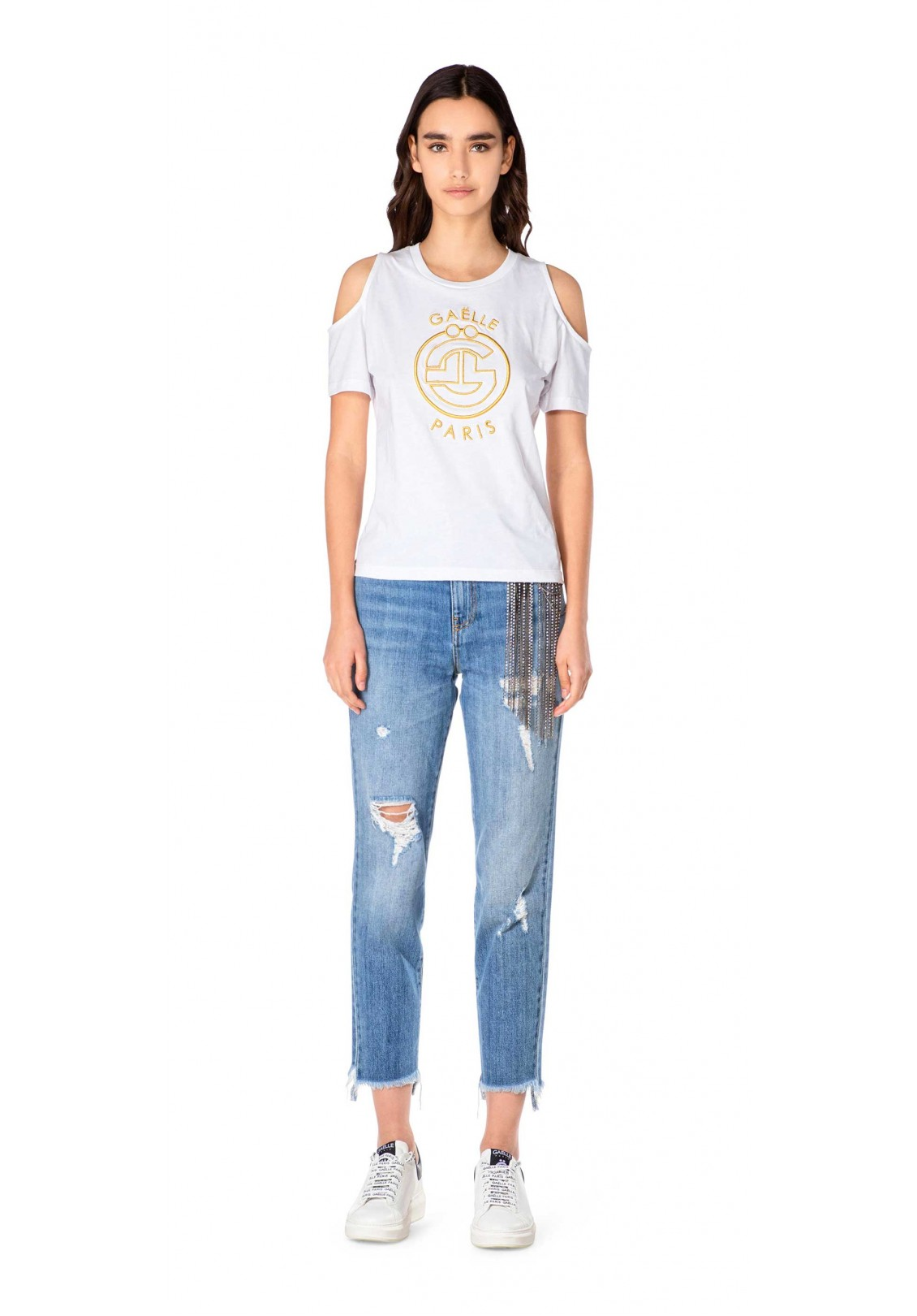 T-SHIRT - GBD8666 - GAELLE PARIS