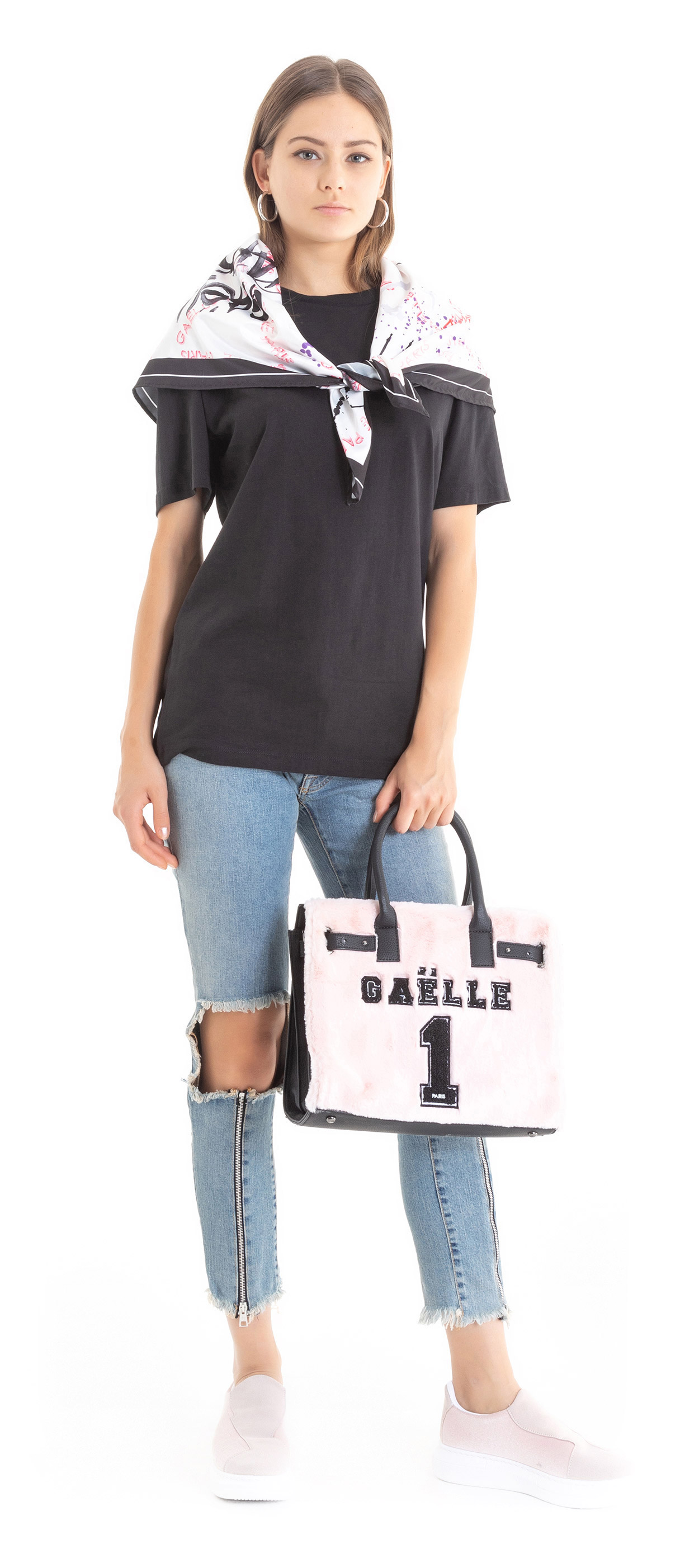 T-SHIRT - GBD2843 - GAELLE PARIS